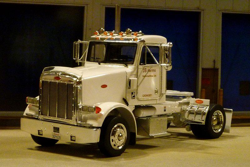 Model Truck Showroom